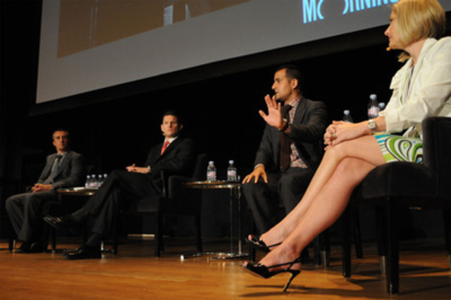 Panel discussion. (CNW Group/Morningstar Research Inc.)