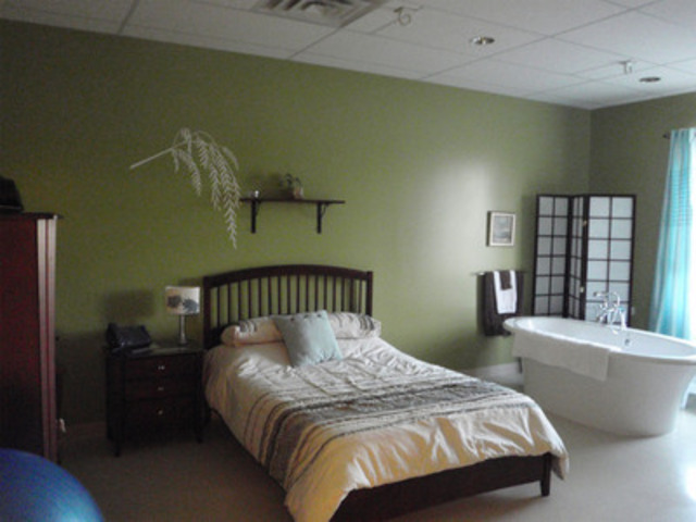 Ontario midwives want to bring birth centres to the province, like this one in Blainville, Quebec. (CNW Group/Association of Ontario Midwives)