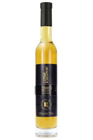 Médaille d'or - Cidre de Glace 2012 Code SAQ : 11680515 (Groupe CNW/Vignoble Coteau Rougemont)