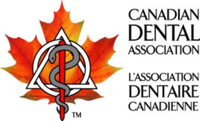 Logo de l'Association Dentaire Canadienne (Groupe CNW/Association dentaire canadienne)