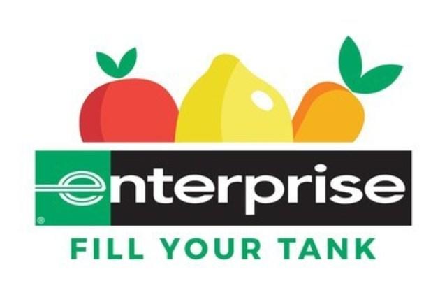 Le programme « Faites le plein » soutient les banques alimentaires et comptoirs alimentaires locaux, ainsi que Banques alimentaires Canada, Feeding America et le Global FoodBanking Network (Groupe CNW/Enterprise Rent-A-Car Foundation)