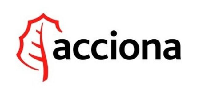 ACCIONA logo (CNW Group/ACCIONA)