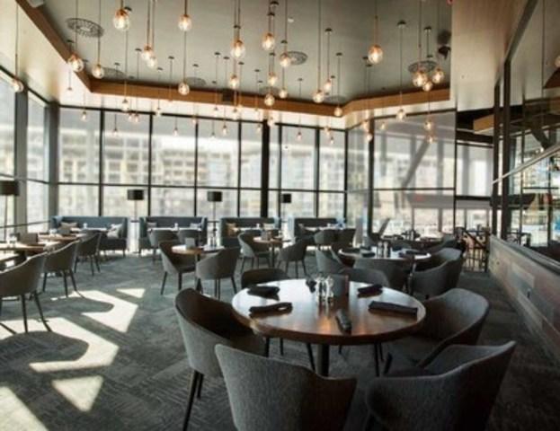 VIP Lounge (CNW Group/Imvescor Restaurant Group Inc.)