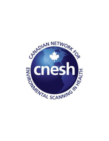 Logo: Canadian Network for Environmental Scanning in Health (CNESH) (CNW Group/Canadian Network for Environmental Scanning in Health (CNESH))