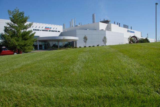 Subaru of Indiana Automotive, Inc. (SIA) (Groupe CNW/Subaru Canada Inc.)