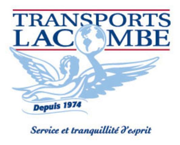 Logo Transports Lacombe  (Groupe CNW/Transports Lacombe)
