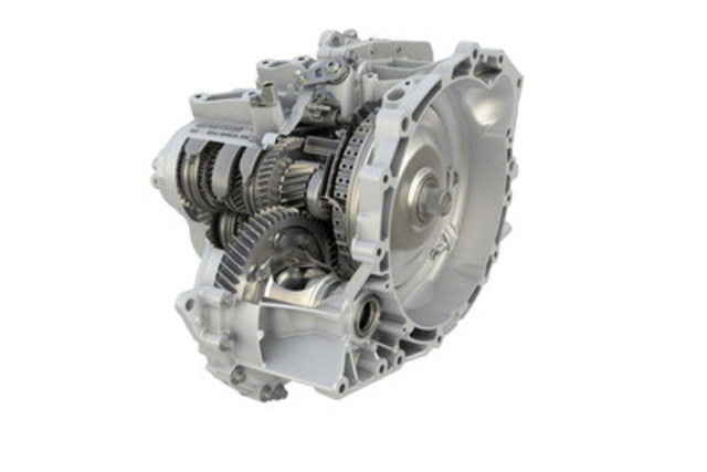 Magna's GETRAG and the Dongfeng Motor Group have started production at their joint-venture facility in Wuhan, China. The plant makes the GETRAG 6DCT150, a dual-clutch transmission with a new, compact gear design developed by the JV partners specifically for the China market. (CNW Group/Magna International Inc.)