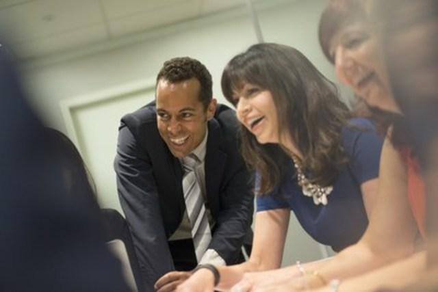 Manuvie reconnue comme l'un des meilleurs employeurs au Canada par Glassdoor. (Groupe CNW/Société Financière Manuvie)