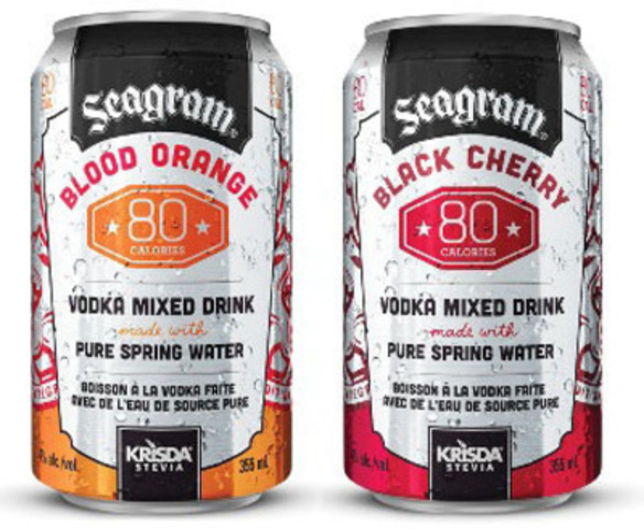Seagram 80 (CNW Group/Brick Brewing Co. Limited)