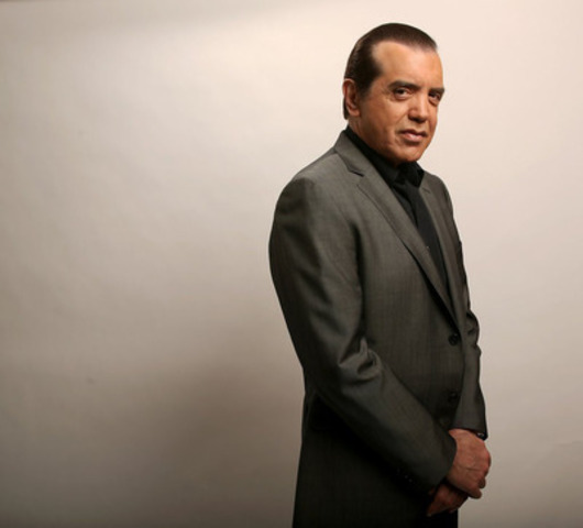 Academy Award nominee, Chazz Palminteri stars in the one man show A Bronx Tale, on March 29 at 8 pm for one night only at the St. Lawrence Centre for the Arts. (CNW Group/St. Lawrence Centre for the Arts)