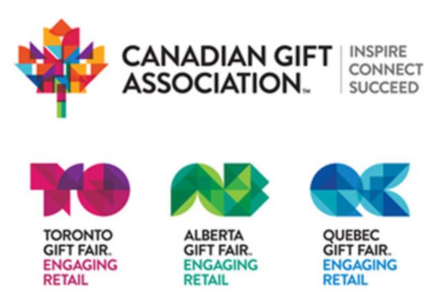 The Canadian Gift Association fair logos (CNW Group/The Canadian Gift Association)