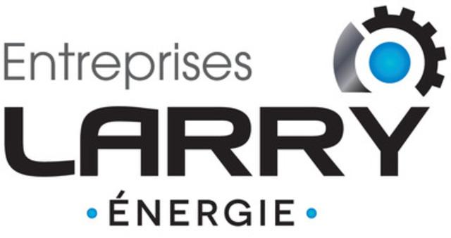 Entreprises Larry Énergie (Groupe CNW/Entreprises Larry Inc.)