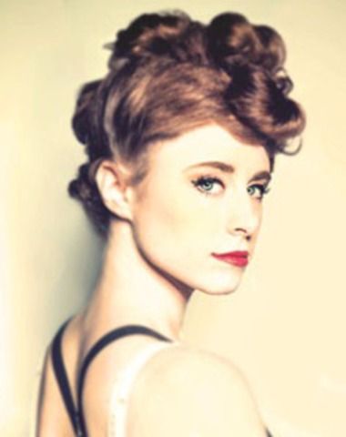 """Calgary-born Kiesza known for her hit single """"Hideaway"""" will perform at the 2014 MMVAs on Sunday, June, 15. (CNW Group/Much)"""