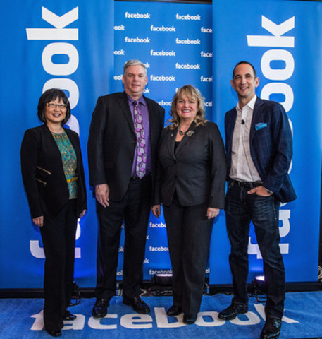 Facebook Canada Launches 'Small Business Boost', Cross Country
