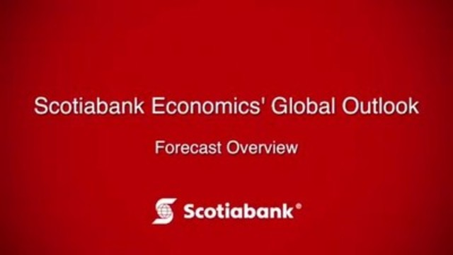 """Scotiabank''s Chief Economist provides a forecast overview for the global economy as part of Scotiabank''s 2017 Global Outlook."""