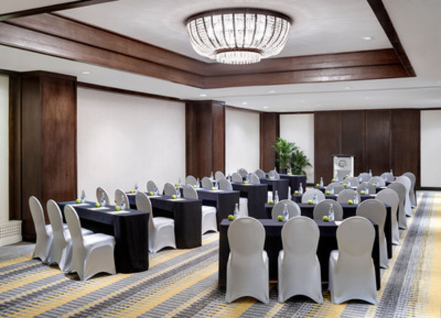 Eaton Chelsea, Toronto meeting room (CNW Group/Eaton Chelsea)