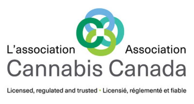 Logo : Association Cannabis Canada (Groupe CNW/Association Cannabis Canada)