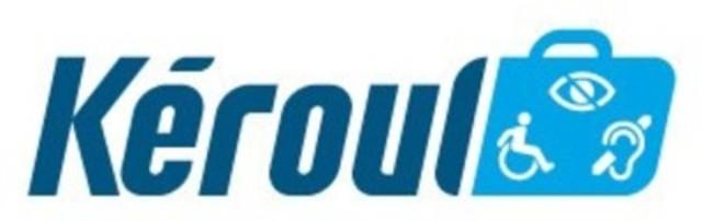 Logo : Kéroul (Groupe CNW/Kéroul)