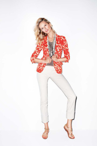 LOFT Summer 2013 Collection (CNW Group/LOFT)