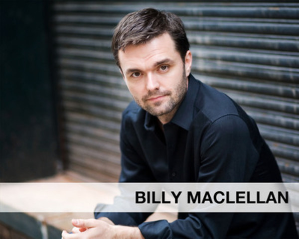 Billy Maclellan (CNW Group/ACTRA Toronto)