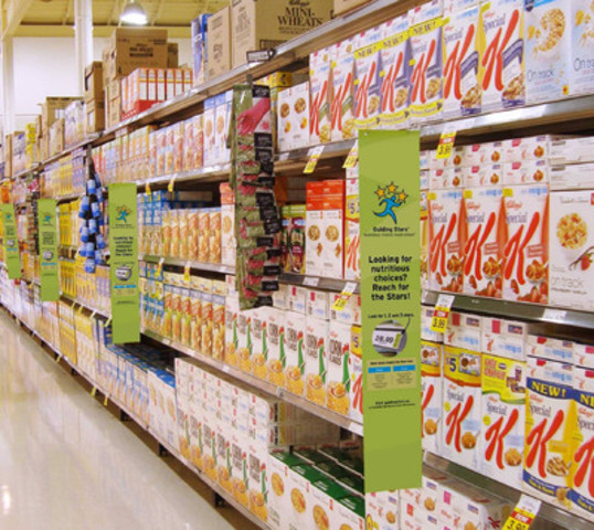Loblaw introduces an innovative program to help shoppers make healthier choices (CNW Group/Loblaw Companies Limited)