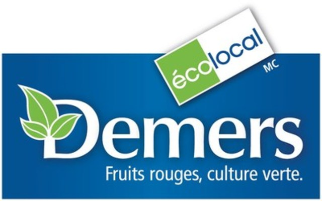 Logo : Productions Horticoles Demers (Groupe CNW/Productions Horticoles Demers)