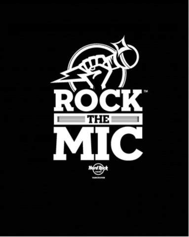 'Rock the Mic' Competition at Hard Rock Casino Vancouver Sheds Light on Emerging Local Talent. (CNW Group/Hard Rock Casino Vancouver)