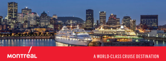 The Marco Polo at the Old Port of Montreal on August 13th (CNW Group/Tourisme Montréal)