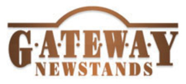Gateway Newstands logo (CNW Group/Knot PR)