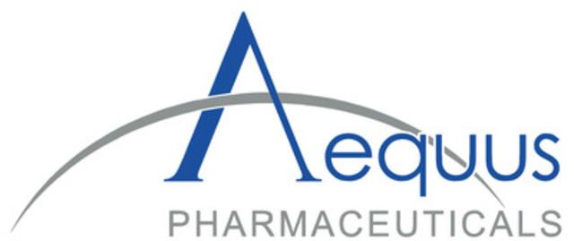 Aequus Pharmaceuticals Inc.  (CNW Group/Aequus Pharmaceuticals Inc.)