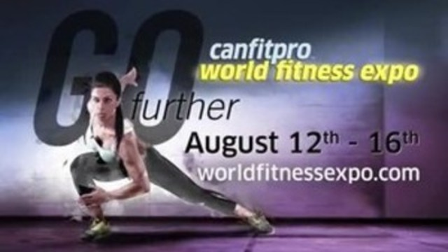 Video: Designed exclusively for fitness professionals and fitness consumers alike, the canfitpro world fitness expo brings together the world's most leading-edge fitness education, presenters, celebrities, competitions, and the biggest Expo Hall in Canada.