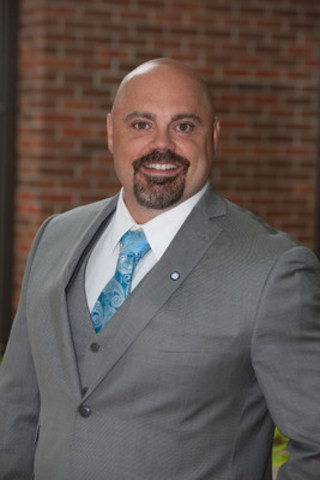 Stephane Palmateer, 2016-2017 AMCTO President (CNW Group/AMCTO (Association of Municipal Managers, Clerks and Treasurers of Ontario))