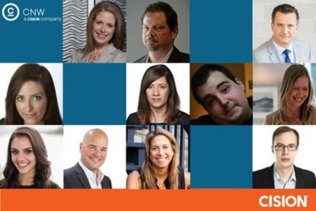 A collection of our MTP interviewees. (CNW Group/CNW Group Ltd.)