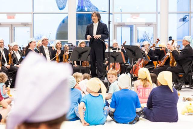 L'Orchestre symphonique de Montréal joue une berceuse pour