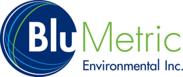 Logo (CNW Group/BluMetric Environmental Inc.)