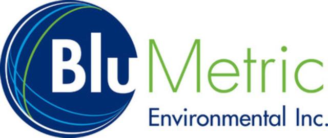 Logo (CNW Group/BluMetric Environmental Inc.)