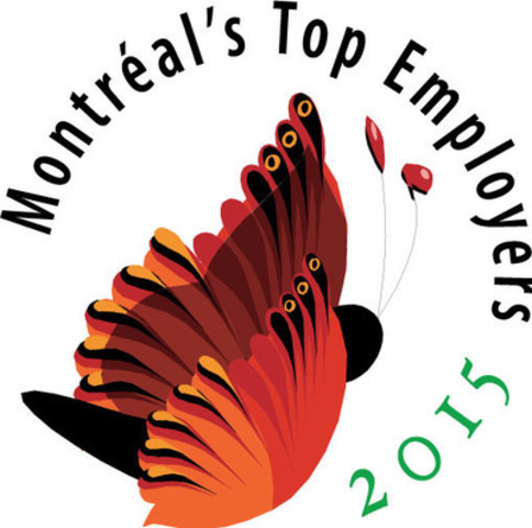 Vigilant Global a top employer in Montreal for 2015 (CNW Group/Vigilant Global)