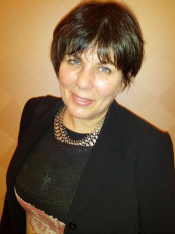Brigitte Stock, ARP - StockMedia (SQPRP) (Groupe CNW/Canadian Public Relations Society)