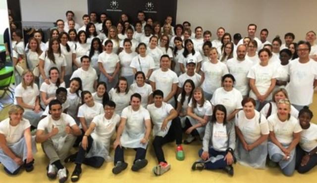 L'Oréal Canada Citizen Day 2015 (Groupe CNW/L'OREAL CANADA INC.)