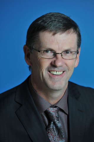 New Canadian Wildlife Federation Board of Directors President Lloyd Lintott (CNW Group/Canadian Wildlife Federation)