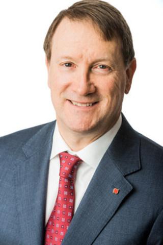 Louis Vachon, C.M., président et chef de la direction de la Banque Nationale (Groupe CNW/Banque Nationale du Canada)