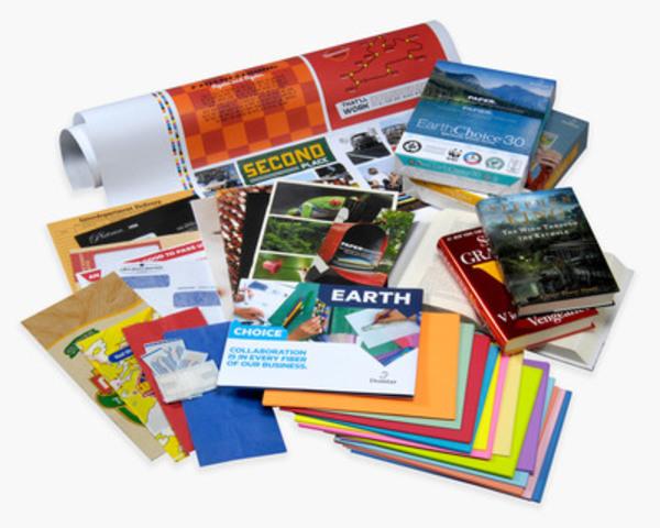 Produits EarthChoice de Domtar (Groupe CNW/Domtar Corporation)