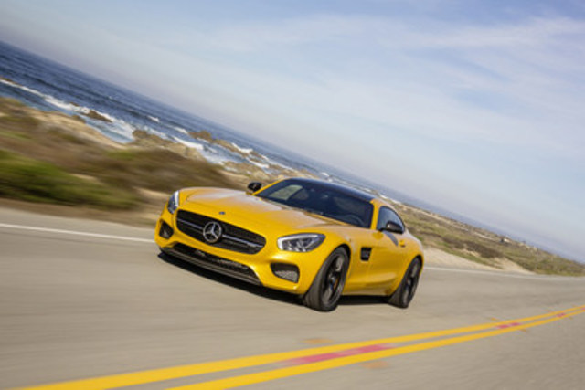 Mercedes-Benz Canada et son réseau national de concessionnaires ont annoncé un autre mois record, avec un total de 4 001 unités livrées en août. (Groupe CNW/Mercedes-Benz Canada Inc.)