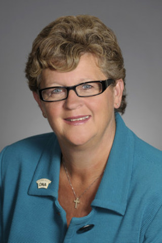 Linda Haslam-Stroud, RN (CNW Group/Ontario Nurses' Association)