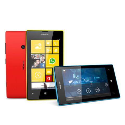 Nokia Lumia 520 (CNW Group/Nokia Canada)