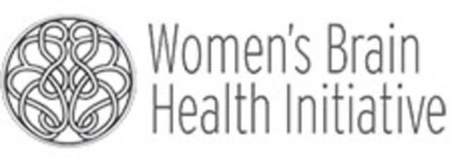 Logo : Women's Brain Health Initiative (CNW Group/Women's Brain Health Initiative (WBHI))