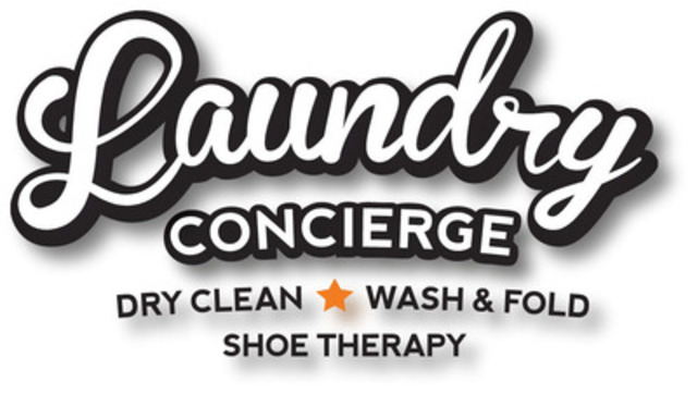 Laundry Concierge logo (CNW Group/Laundry Concierge Inc.)
