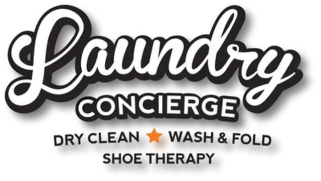 Laundry Concierge logo (CNW Group/Laundry Concierge Inc.)