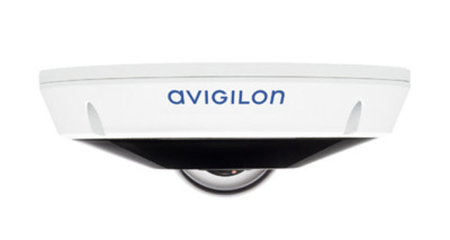 Figure 1. The H4 Fisheye camera line (CNW Group/Avigilon Corporation)
