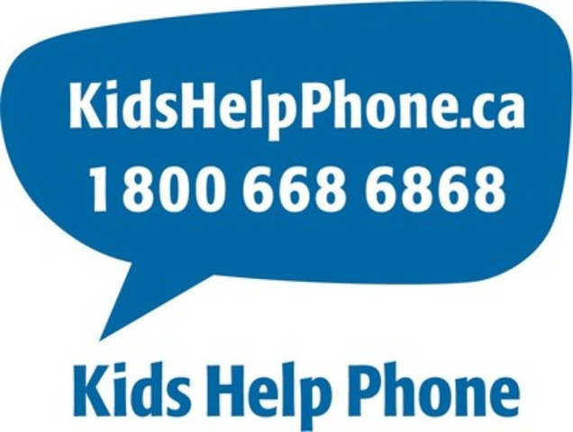 Kids Help Phone (CNW Group/Kids Help Phone)